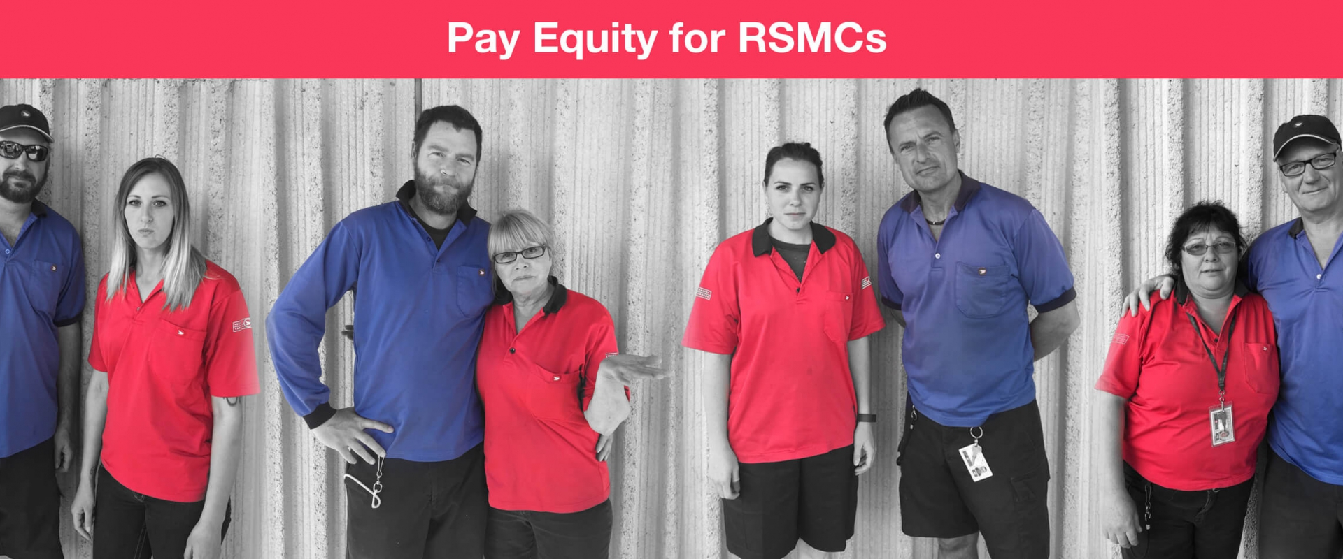 Pay Equity for RSMCs